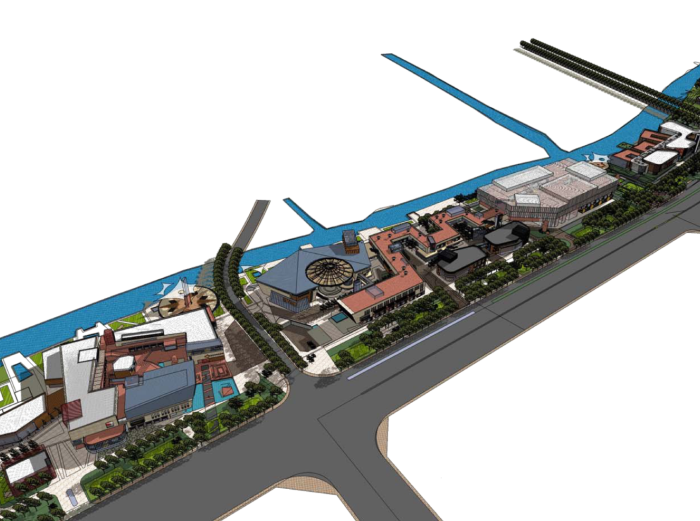 [上海]绿地宝山顾村商业中心规划设计方案汇报文本(PDF+53页)