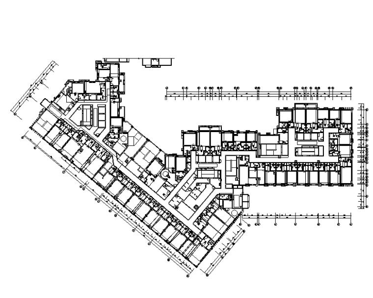 成都酒店暖通设计施工图