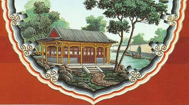 彩画园说——传统园林建筑中的清式彩画读书笔记(上)_19
