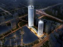 [上海]前滩中心超高层城市商业综合体sbf123胜博发娱乐方案文本(PDF+157页)