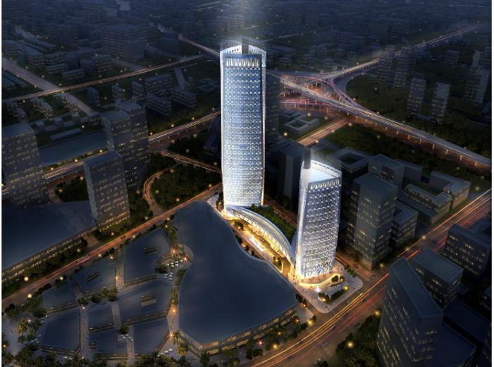 [上海]前滩中心超高层城市商业综合体建筑方案文本(PDF+157页)