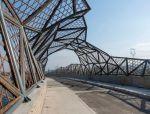 传统竹艺与现代技术结合诞生了这座优雅的廊桥