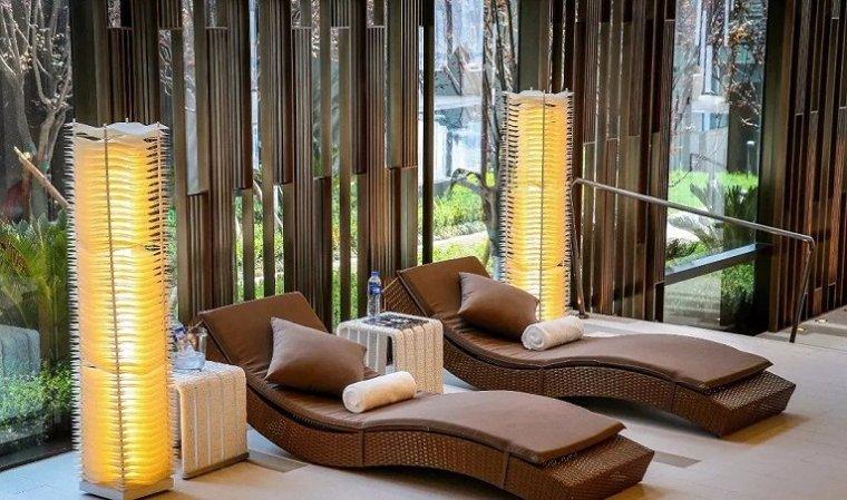 西安雍容盛大的现代君悦酒店室内实景图 (20)