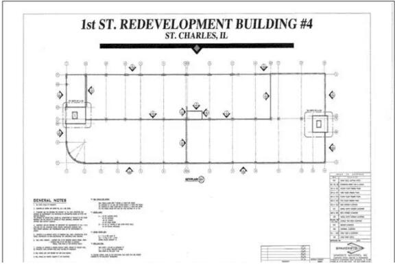美国预制混凝土在立体停车场的运用案例(附图纸)_16