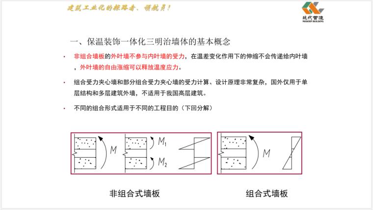 保温装饰一体化三明治墙体的生产质量控制要点