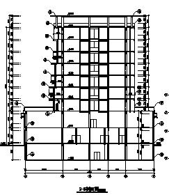 高层翡翠山湖酒店施工图
