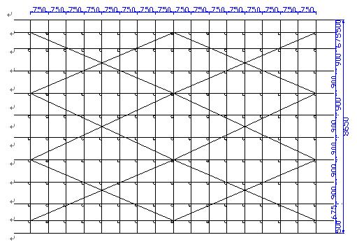 轨行区模板脚手架施做二衬支撑体系结构计算书_3