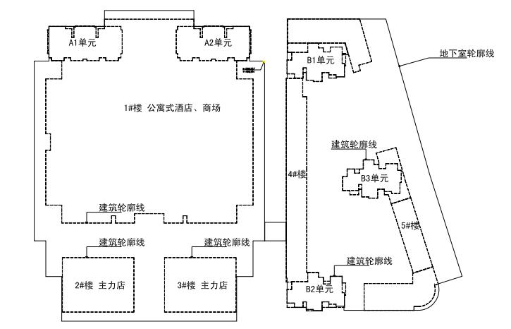 结构-某城市广场初步设计说明