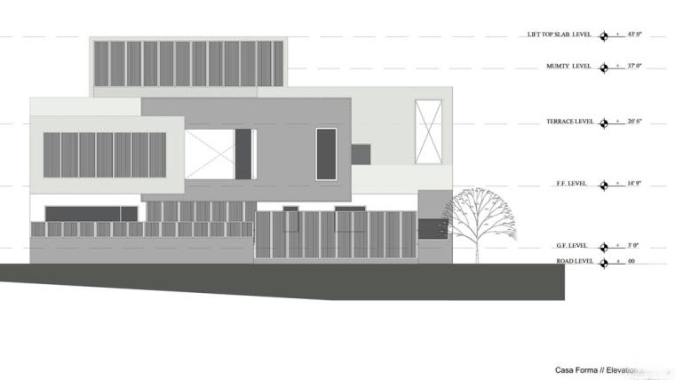 印度Forma住宅-20