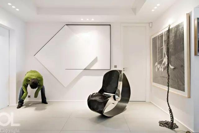 大跌眼镜|设计夫妻档居然设计出这样风格的住宅!!_4