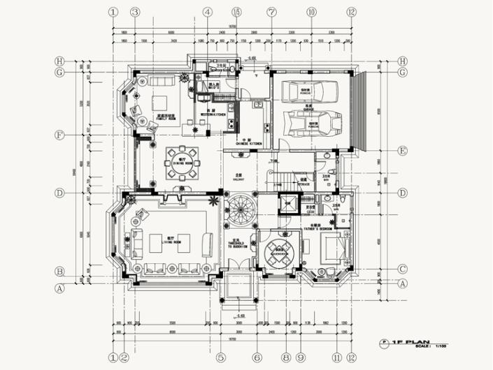二层豪宅设计资料下载-[湖南]威尼斯城英式府邸豪宅概念设计方案