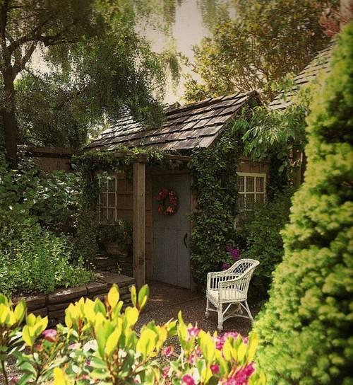 你真正需要的,也许只是一个小院,看繁花爬满篱笆_10