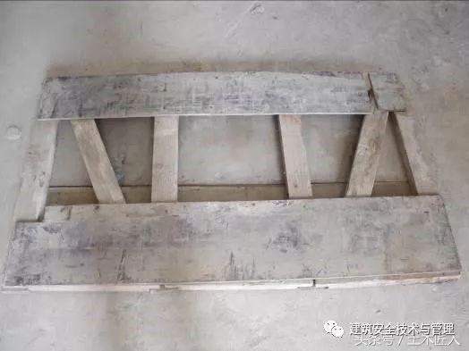 工地废旧木方、模板不要卖了!这样制作定型脚手板省钱又安全_5