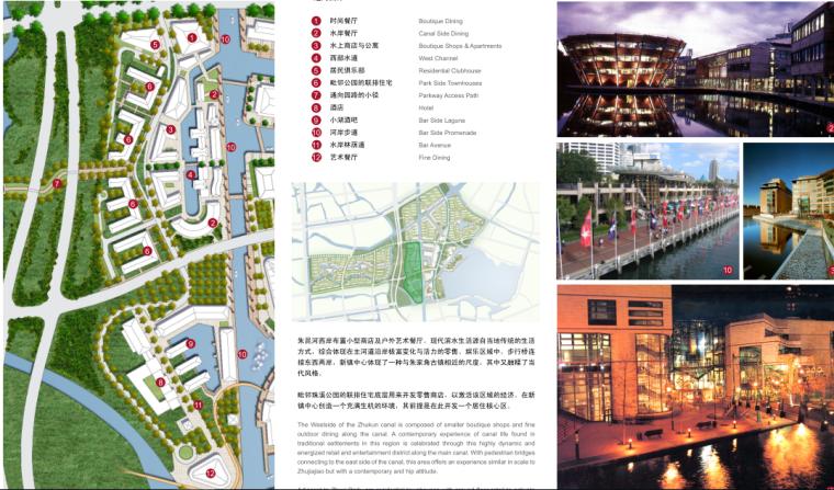 [上海]某美丽乡村新镇总体景观规划设计_9
