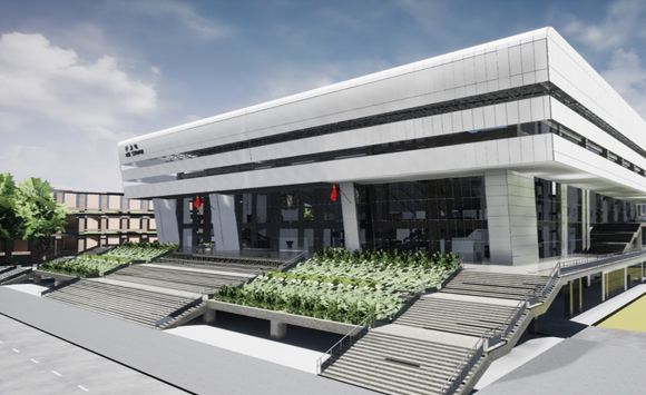 [湖南]体育场馆项目—BIM项目管理应用
