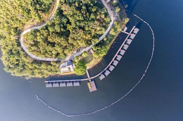 超美的水上筏式酒店设计,美出了新高度_2