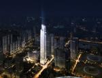 [深圳]KPF岗厦项目二期商业建筑设计方案文本