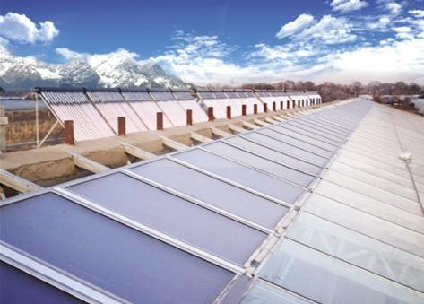 研究|农业种植大棚太阳能采暖工程案例介绍_3