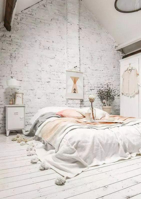 30套女人最爱的卧室设计?男同胞看了同样爱啊!_12