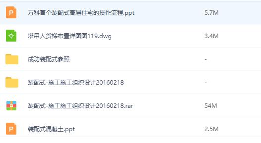 (免费)2.5G装配式建筑合集_2