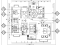 [山西]晋中市四居室住宅设计施工图(附效果图)