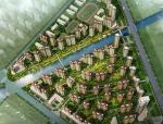 [山东]现代风格烟台上海滩花园住宅建筑规划设计方案文本