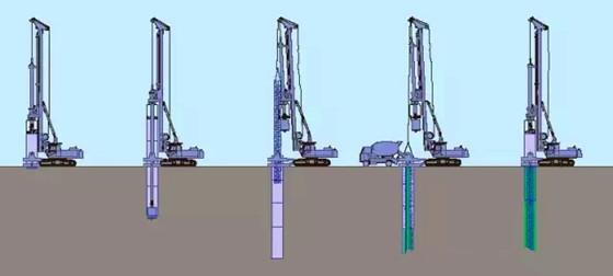港口工程桩基设计及施工特点