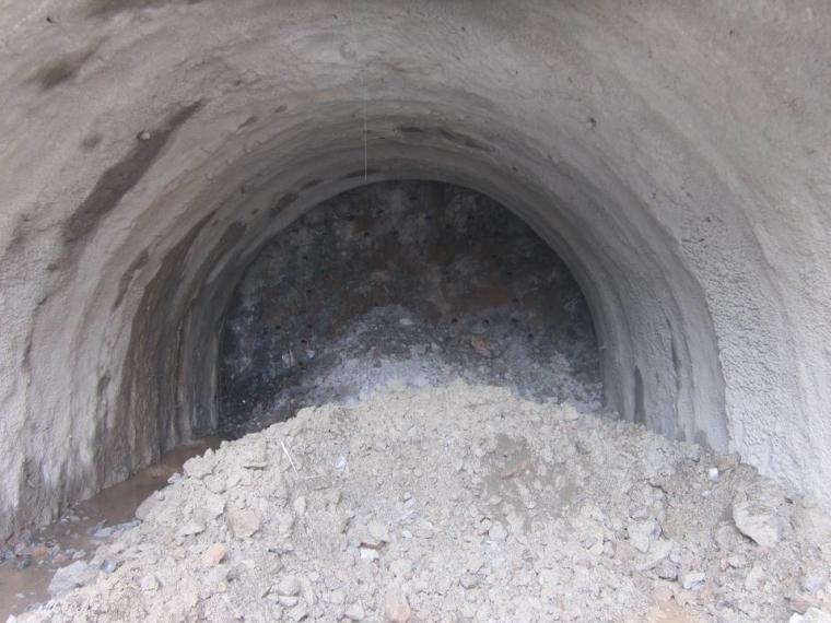 公路改建工程隧道专项安全施工方案(word,60页)