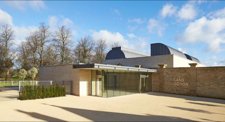 英国新哈雷美术馆