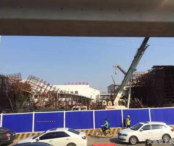 """武汉又发生一起脚手架坍塌事故,安全事故为何""""无法""""杜绝"""