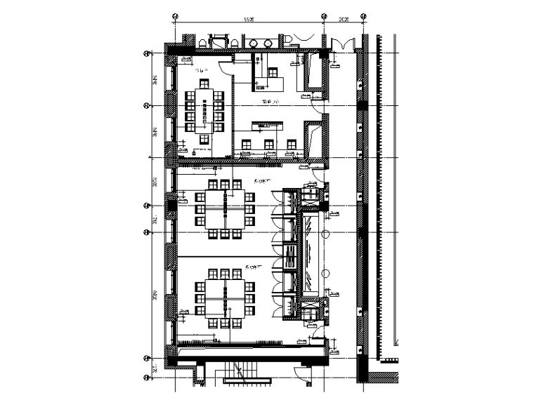 [西藏]高端酒店设计CAD全套施工图(含实景图)