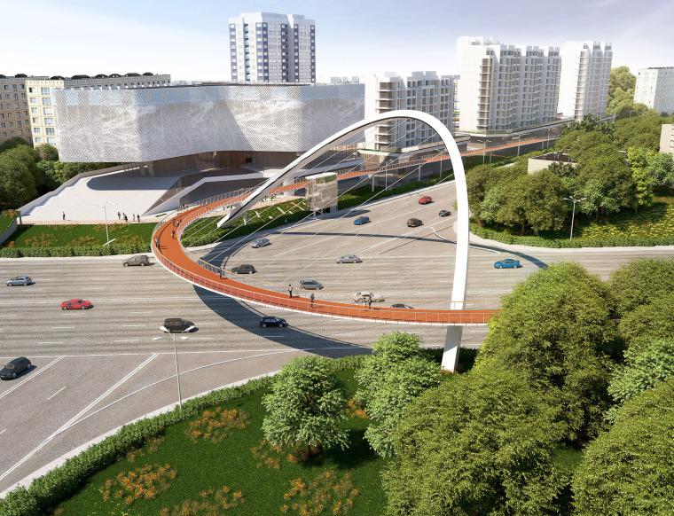 步道网络总体规划