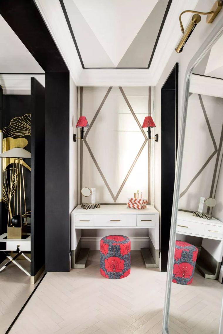 跃层都市公寓融入4种风格后,竟然如此惊艳!_22