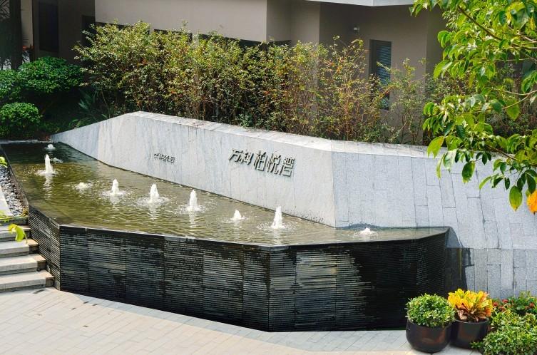 万科柏悦湾别墅景观-10