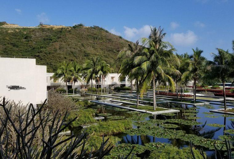 三亚洲际半山半岛酒店