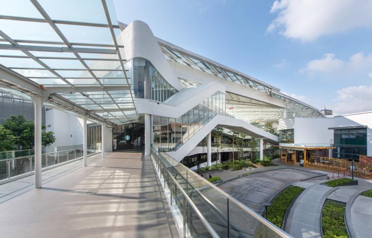 泰国Megabangna山谷购物中心实景图 (3)