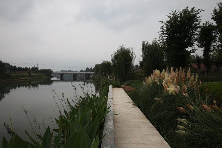 崇州街子古镇梅驿广场和青鸾公园-21