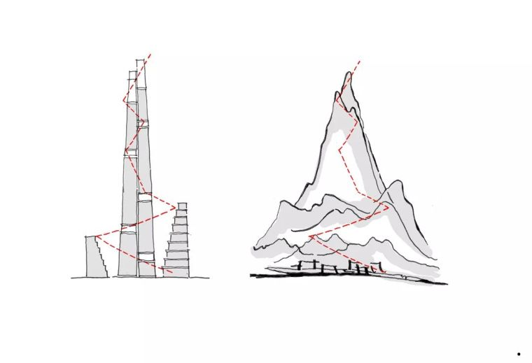 中国第一高楼再次被刷新。总高677米,中国第一,世界第二!_7
