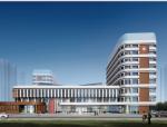 [山东]妇幼医院建筑设计文件