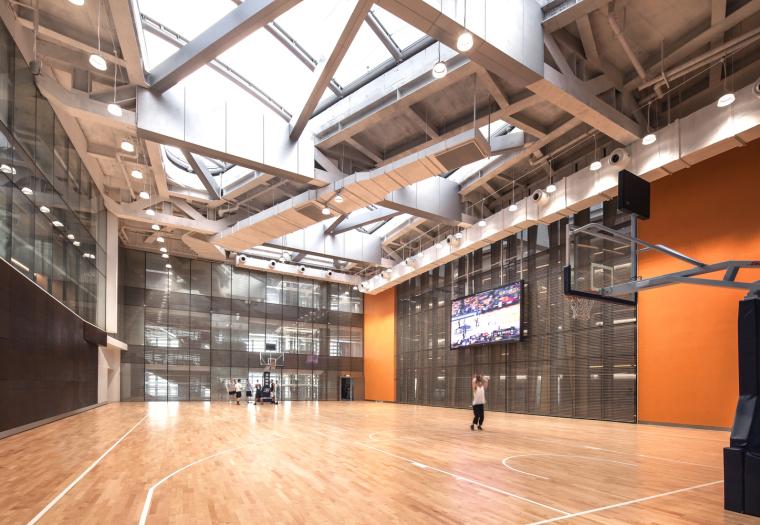 篮球场-健康链