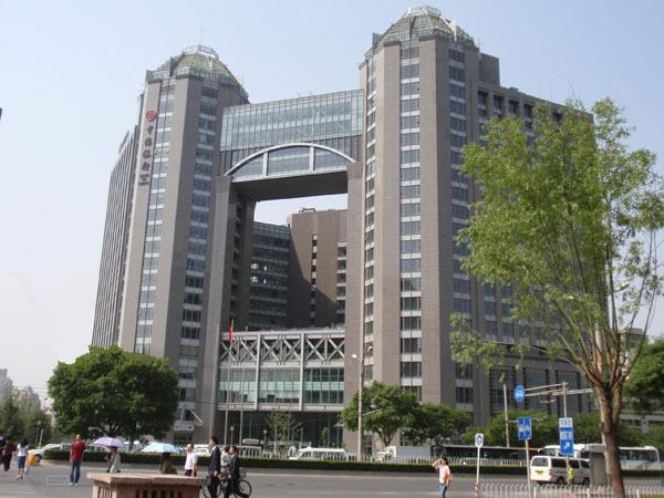 北京石景山(实业大厦)装修改造工程项目电气图
