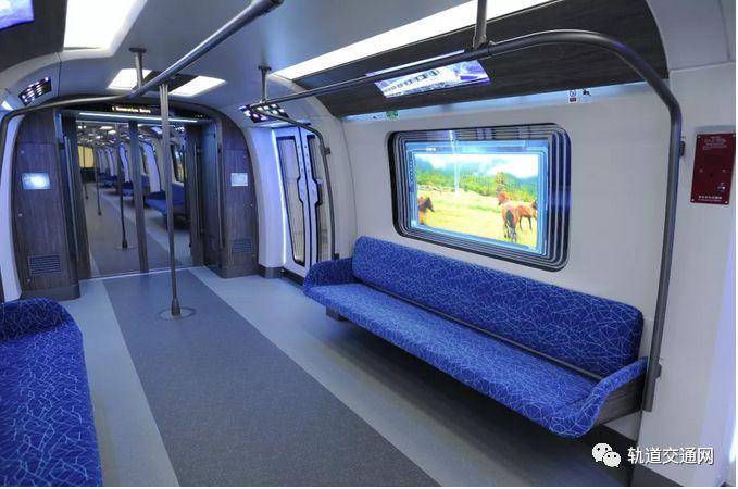 中国中车:新一代碳纤维地铁车辆全球发布!_20