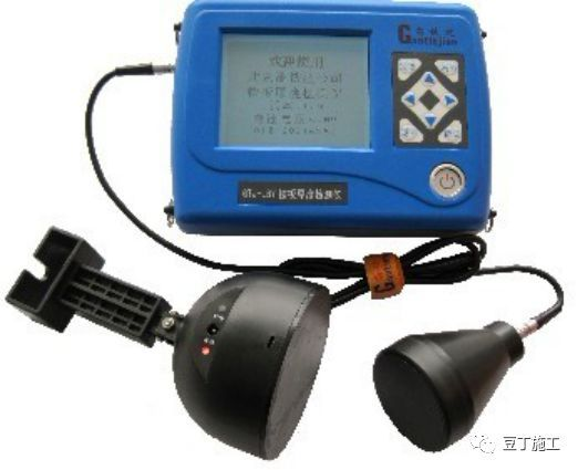 钢筋扫描仪和楼板测厚仪使用教程图文解说_8