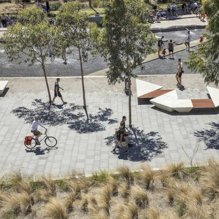 悉尼达令港公共空间-13