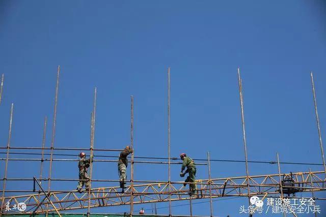 建筑工程安全生产事故隐患——人的不安全行为