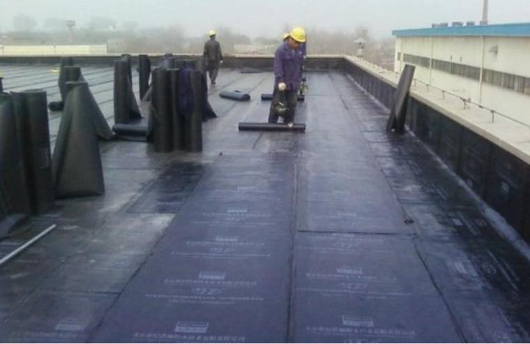 [山东]广场工程屋面卷材防水工程施工质量通病及防治措施