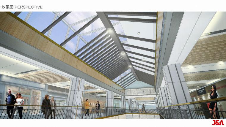[上海]J&A杰恩设计--嘉定301地块商业综合体室内方案设计+效果图(PDF+JPG)158P