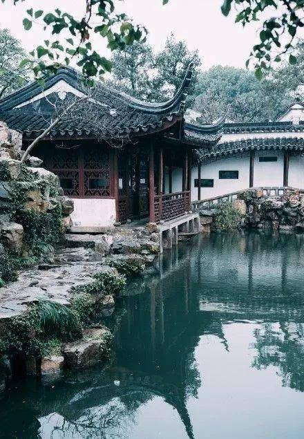 中式庭院·美在诗里_33