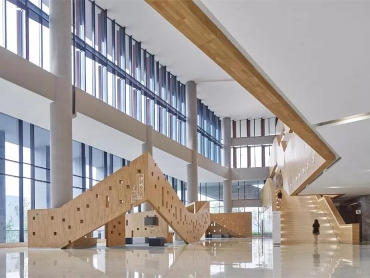 武汉腾讯研发中心办公空间