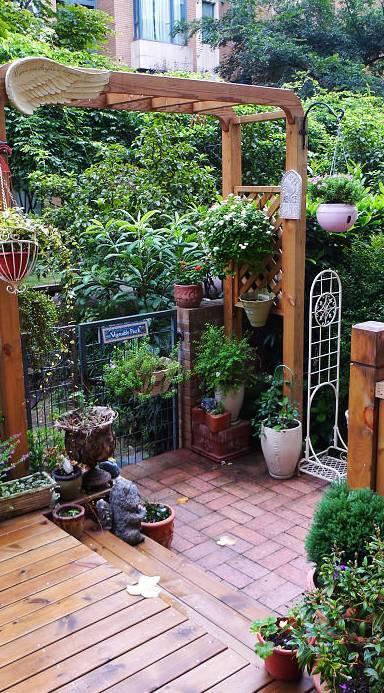 如果你家有个院子,请一定不要错过这些美出天外的设计_9